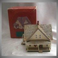 Hallmark Keepsake Sarah Plain And Tall  Prairie Home