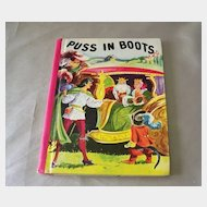 The Little Color Classic Puss In Boots 1941