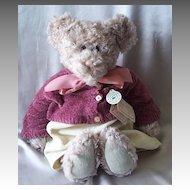 Boyds Nancy D. Bearington  Mohair Bear