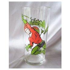 1978 Pepsi Aquaman  Collector Glass