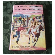 The Happy Hollisters At Mystery Mountain