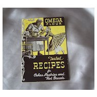 Omega Flour Recipe Booklet