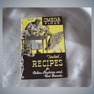 Omega Flour Recipe Booklet