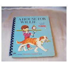 A House For Willie A Story About Time