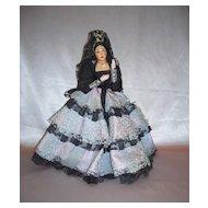 Vintage Munecos Carselle Spanish Senorita Doll