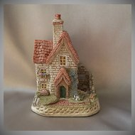 Enesco David Winter Mr Delver's Cottage
