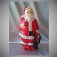 Empire Plastic Santa Claus