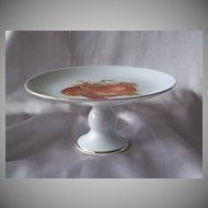 Small Fruit Design Dessert or Cake Stand