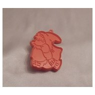 Hallmark Cards Halloween Witch Cookie Cutter 1981