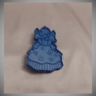 Hallmark Cards Little Miss Cookie Cutter