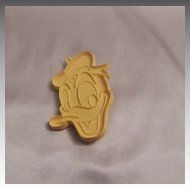 Hallmark Cards Donald Duck Cookie Cutter
