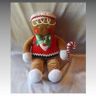 GingerBread Boy Plush Stuffed Toy