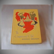The Congressional Club Cookbook 1961