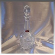 Crystal Wine Decanter By Gorham