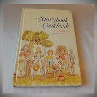 The StoryBook Cookbook by Carol MAcGregor