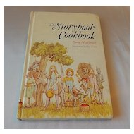 The StoryBook Cookbook by Carol MAcGregor