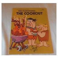 Hana Barbera The Flintstones The Cookout
