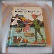 Walt Disney's Peter Pan Favorites