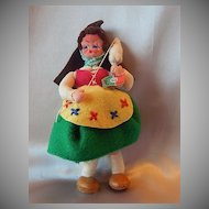 Maria Helena  Costume Doll Portugal