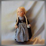 Vintage Costume Doll