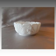 Westmoreland Paneled Grape Bowl
