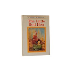 The Little Red Hen  Puppet Storybook
