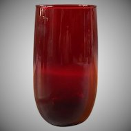 Anchor Hocking Royal Ruby Tumbler
