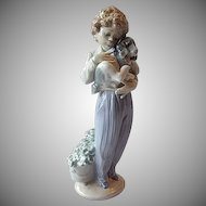 My Buddy Figurine by Lladro