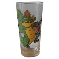 Brutus & Nero The Rescuers Collector Series Pepsi Glass