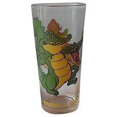 Brutus & Nero The Rescuers Collector Series Pepsi Glass
