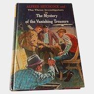 Alfred Hitchcock and The Three Investigators #5