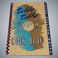 Table Talk Cookbook by Frank Decatur White