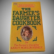 The Farmer's daughter Cookbook by Kandy Norton Henely