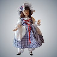 Danbury Mint Storybook Doll