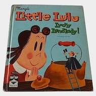 Whitman Marge's Little Lulu Lucky Landlady