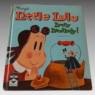 Whitman Marge's Little Lulu Lucky Landlady