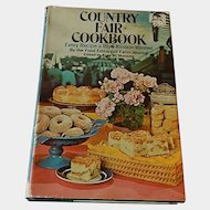 Country Fair Cookbook  1975