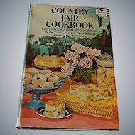 Country Fair Cookbook  1975