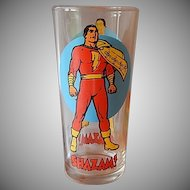Pepsi Super Series Shazam Glass