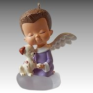 Hallmark Keepsake Ornament Sweet William