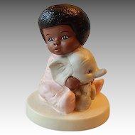 Twinton 1972 Baby Girl Figurine
