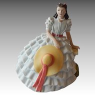 Avon Gone With The WInd Scarlett O'Hara Figurine