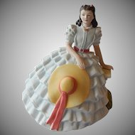 Avon Gone With The WInd Scarlett O'Hara Figurine