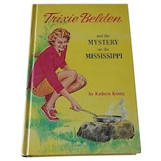 Trixie Belden and the Mystery on the Mississippi by Kathryn Kenny
