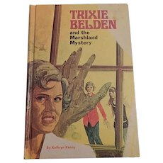 Trixie Belden and the Marshland Mystery