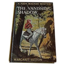 A Judy Bolton Mystery The Vanishing Shadow