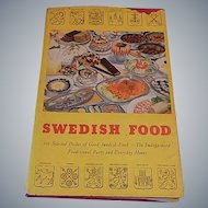 Swedish Food Cookbook 200 Selected Swedish Dishes