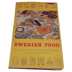 Swedish Food Cookbook 200 Selected Swedish Dishes
