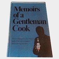 Memoirs of a Gentleman Cook Booklet
