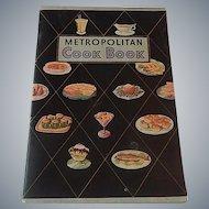 Metropolitan Cook Book Booklet